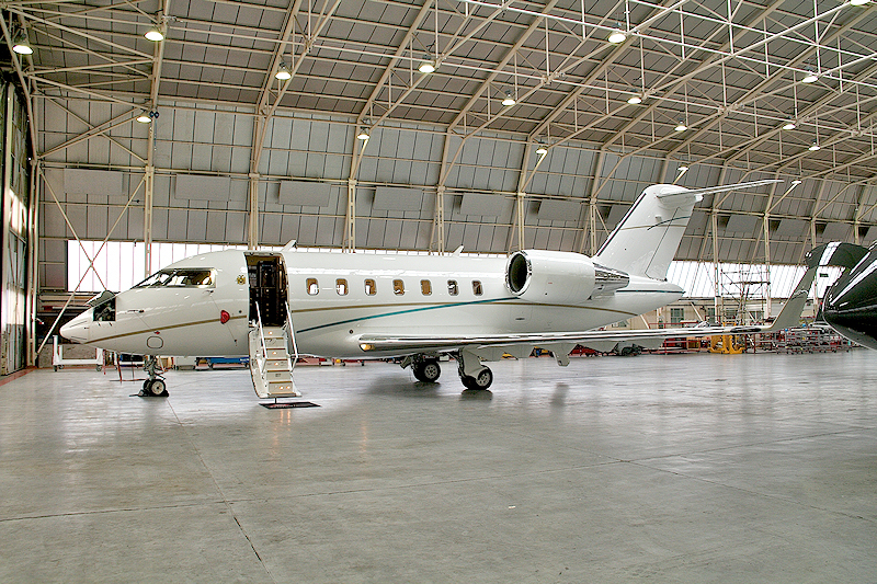 2014 Bombardier Challenger CL605