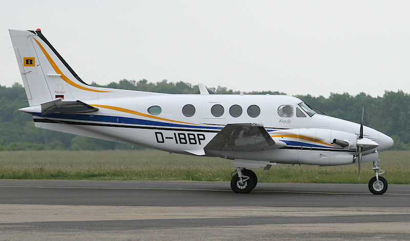 2004 Beechcraft C90B King Air