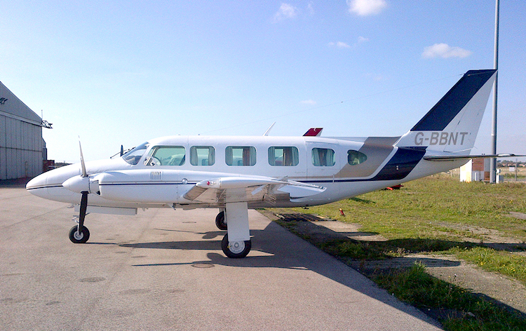 1973 Piper PA31 350 Chieftain