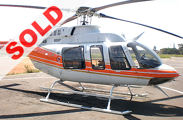 Aradian Aviation Ltd 2009 Bell 407 Helicopter for sale